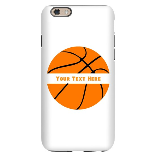 Customize Basketball Name