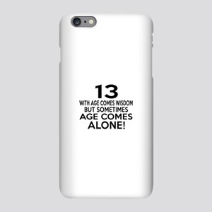 13 Awesome Birthda iPhone 6 Plus/6s Plus Slim Case