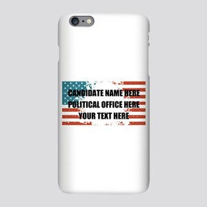 Personalized USA President iPhone Plus 6 Slim Case