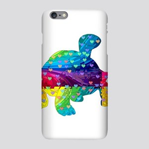 Rainbow Turtle With Multic iPhone Plus 6 Slim Case