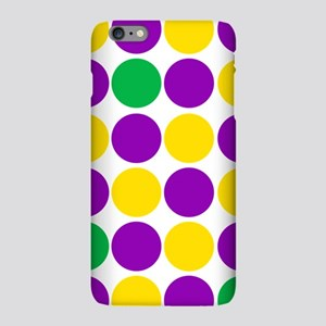 circles purple gre iPhone 6 Plus/6s Plus Slim Case