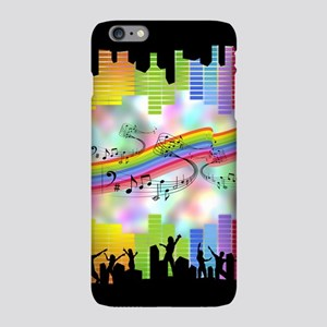 Colorful Musical Theme iPhone Plus 6 Slim Case