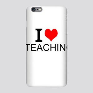 I Love Teaching iPhone Plus 6 Slim Case