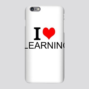I Love Learning iPhone Plus 6 Slim Case