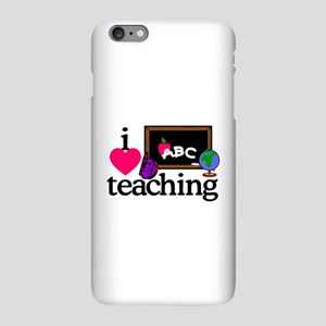 I Love Teaching/Blackboard iPhone Plus 6 Slim Case
