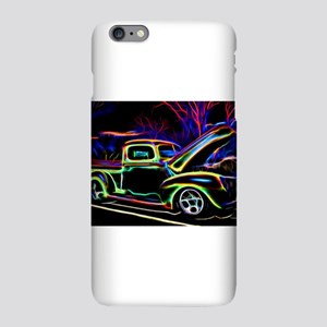 1940 Ford Pick up Truck Neon iPhone Plus 6 Slim Ca