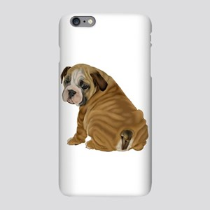 English Bulldog Puppy iPhone 6 Plus/6s Plus Slim C