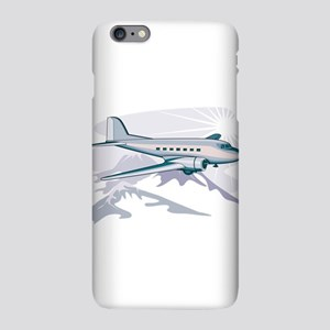 Propeller Airliner iPhone 6 Plus/6s Plus Slim Case