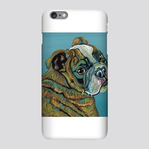 Olde English Bulldogge iPhone Plus 6 Slim Case
