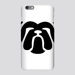 bulldog tribal iPhone 6 Plus/6s Plus Slim Case