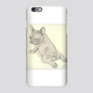 French Bulldog Baby iPhone 6 Plus/6s Plus Slim Cas