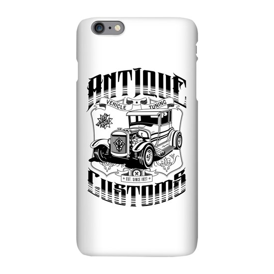 Hot Rod - Antique Customs (black)