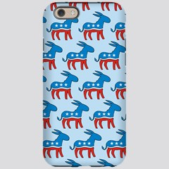 Democrat Donkey Throw Blanket By Quotable Tv Shop Cafepress