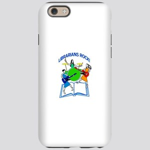 Librarians Rock! iPhone 6 Tough Case