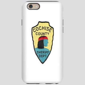 Cochise County Sheriff iPhone 6 Tough Case