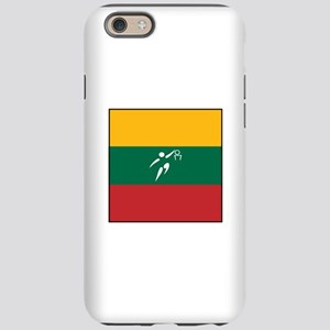 Team Basketball Lithuania iPhone 6/6s Tough Case