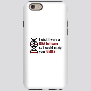 Unzip Your Genes iPhone 6 Tough Case