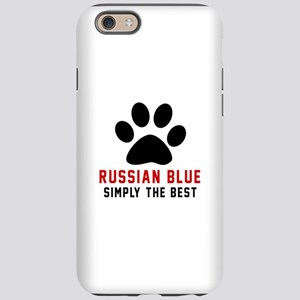Russian Blue Simply The Best C iPhone 6 Tough Case