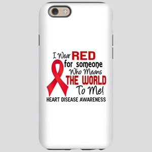 Heart Disease MeansWorldToMe2 iPhone 6 Tough Case