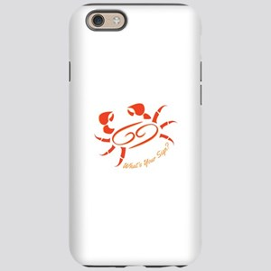 Whats Your Sign iPhone 6 Tough Case