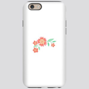 Floral Accent iPhone 6 Tough Case