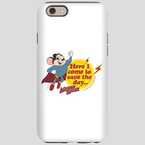 Mighty Mouse: Save The Day iPhone 6 Tough Case