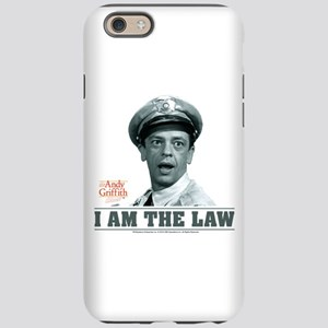I Am The Law iPhone 6 Tough Case