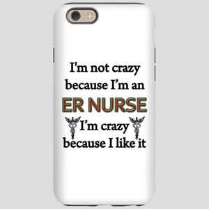 ER Nurse iPhone 6 Tough Case