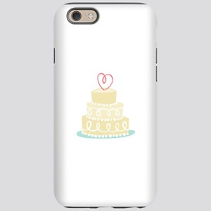 Wedding Cake iPhone 6 Tough Case