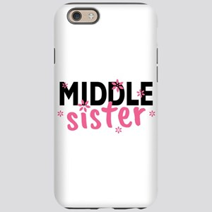 Middle Sister iPhone 6/6s Tough Case