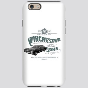 Supernatural - Winchester & iPhone 6/6s Tough Case