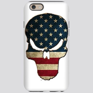 Punishing Skull with Americ iPhone 6/6s Tough Case