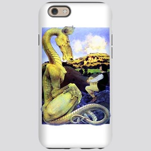 The Reluctant Dragon by Maxfie iPhone 6 Tough Case