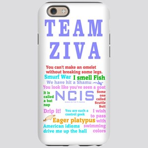 NCIS Ziva iPhone 6 Tough Case
