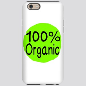 100% Organic iPhone 6/6s Tough Case