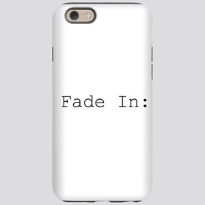 fade in iPhone 6 Tough Case