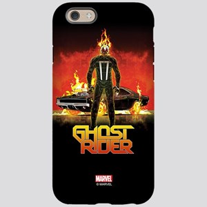 Ghost Rider Car iPhone 6 Tough Case