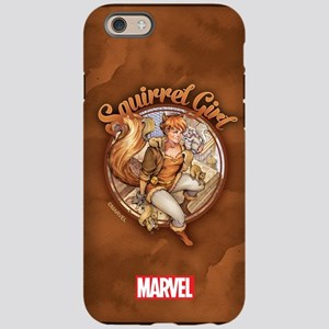 Squirrel Girl Rooftop iPhone 6 Tough Case
