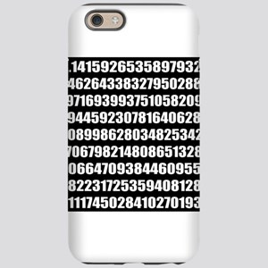 Pi number iPhone 6 Tough Case