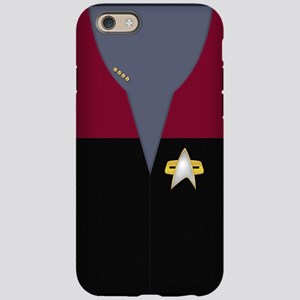 Star Trek: VOY Red Captain iPhone 6 Tough Case