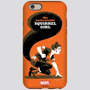 Squirrel Girl Orange iPhone 6/6s Tough Case