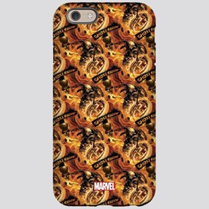 Ghost Rider Pattern iPhone 6 Tough Case