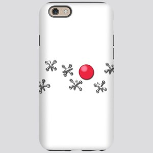 Old Fashioned Ball and Jacks G iPhone 6 Tough Case