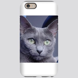 russian blue iPhone 6 Tough Case