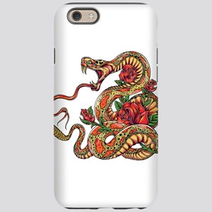 Decorated Cobra Snake with iPhone 6/6s Tough Case