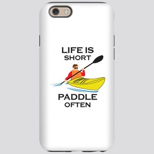 PADDLE OFTEN iPhone 6 Tough Case