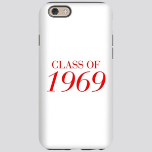CLASS OF 1969-Bau red 501 iPhone 6 Tough Case