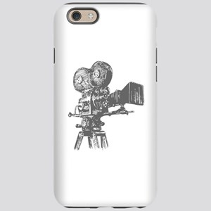 movies film 76-Sev gray iPhone 6 Tough Case