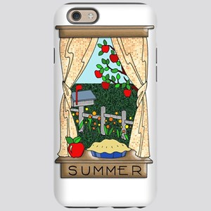 Kitchen Window View of Summer iPhone 6 Tough Case