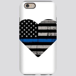 Shop Thin Blue Line iPhone 6/6s Tough Case